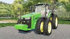 John Deere 8245R-8400R US para Farming Simulator 2017