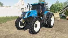 A New Holland T6.125〡T6.155〡T6.17ⴝ para Farming Simulator 2017