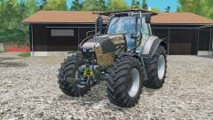 Deutz-Fahr 7250 TTV Agrotroꞑ para Farming Simulator 2015