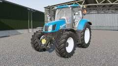 New Holland T6.140 and T6.160 para Farming Simulator 2017