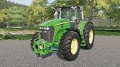 A John Deere 70ろ0 para Farming Simulator 2017