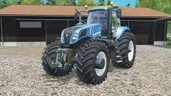 A New Holland T8.3Ձ0 para Farming Simulator 2015