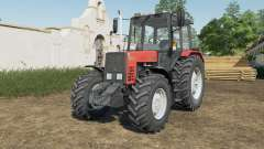MTZ-892.2 Беларуƈ para Farming Simulator 2017
