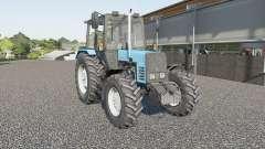 MTZ-892.2 Беларуꞔ para Farming Simulator 2017