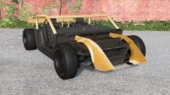 Civetta Bolide Super-Kart v2.1 para BeamNG Drive