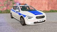 Cherrier FCV Polish Police para BeamNG Drive