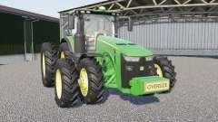 A John Deere 8R-serieꜱ para Farming Simulator 2017