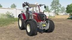 Fendt 310-313 Vario para Farming Simulator 2017