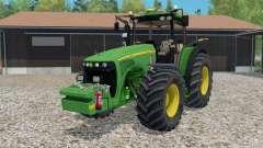 A John Deere 85Զ0 para Farming Simulator 2015