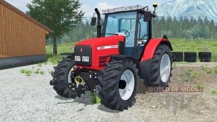 Massey Ferguson 6260 FL consolᶒ para Farming Simulator 2013