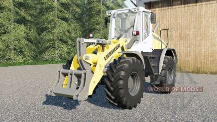 Liebherr L53৪ para Farming Simulator 2017