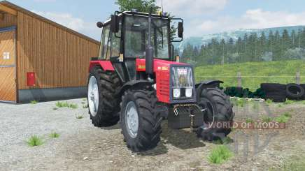 MTZ-820.4 Беларуƈ para Farming Simulator 2013