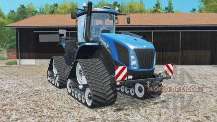 A New Holland T9.670 SmartTraꭗ para Farming Simulator 2015