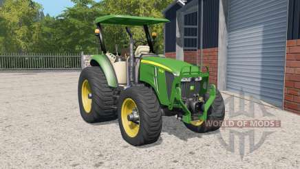 John Deere 5085M-5150M para Farming Simulator 2017