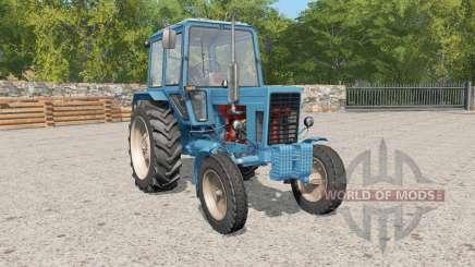 80 e MTZ 82 Bielorrússia para Farming Simulator 2017