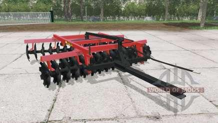 Santa Izabel GASI 360 para Farming Simulator 2015