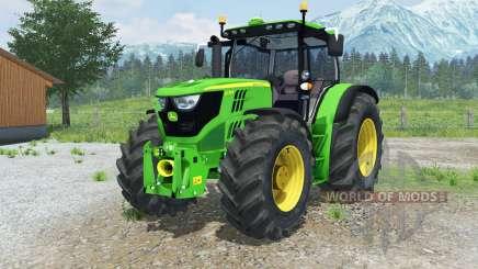 A John Deere 6170Ɍ para Farming Simulator 2013