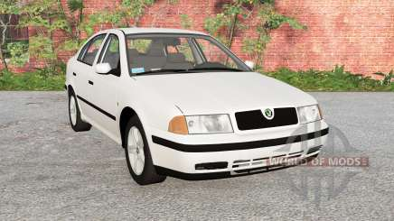 Skoda Octavia (1U) 1996 para BeamNG Drive