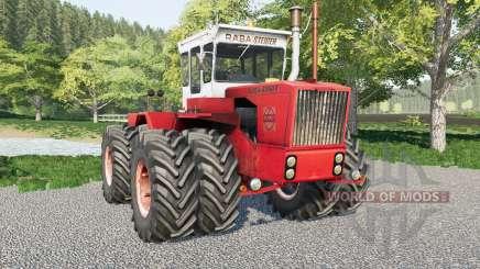 Raba-Steiger 2ƽ0 para Farming Simulator 2017