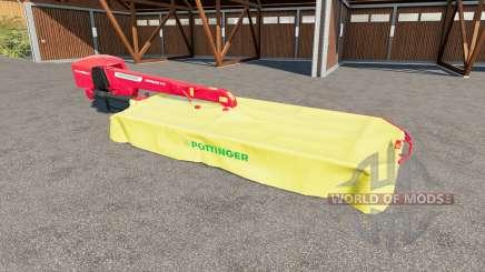 Pottinger Novacat 442 para Farming Simulator 2017