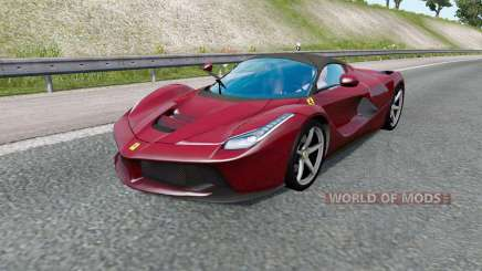 Sport Cars Traffic Pack v5.0 para Euro Truck Simulator 2