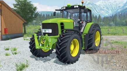 A John Deere 75ろ0 para Farming Simulator 2013