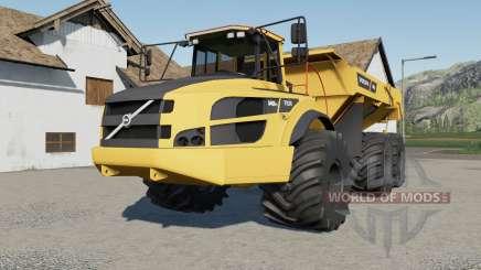 Volvo A40G FS 2014 para Farming Simulator 2017