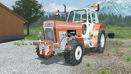 O progresso ZT 303-Ɗ para Farming Simulator 2013