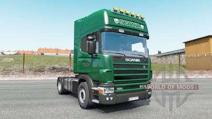 Scania R144L para Euro Truck Simulator 2