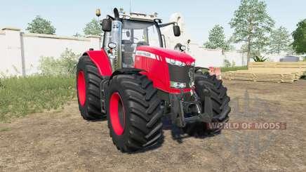 Massey Ferguson 771୨〡7722〡7726 para Farming Simulator 2017