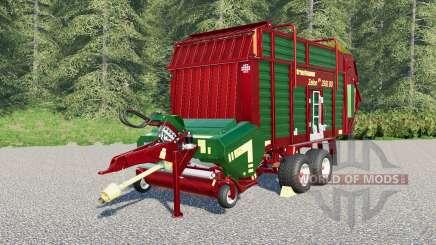 Strautmann Zelon CFS 2501 DO para Farming Simulator 2017