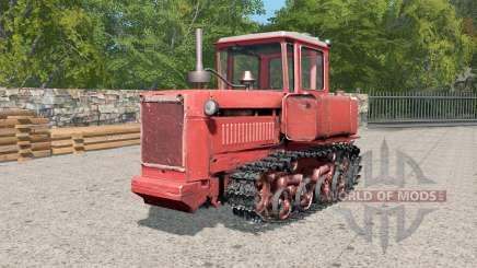 DT-75 W / lâmina para Farming Simulator 2017