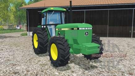 A John Deere 48ⴝ0 para Farming Simulator 2015