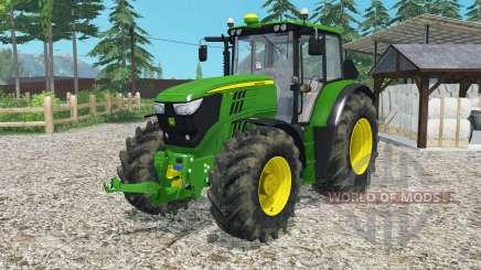 A John Deere 6170Ꙧ para Farming Simulator 2015