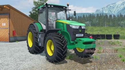 A John Deere 7280Ꞧ para Farming Simulator 2013
