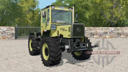 A Mercedes-Benz Trac 900 Turbꝍ para Farming Simulator 2017