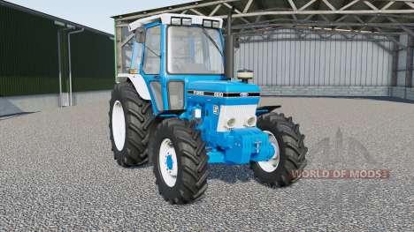 Ford 6810 para Farming Simulator 2017
