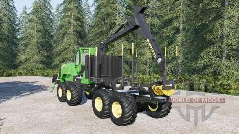 John Deere 1910G para Farming Simulator 2017