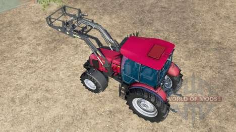 MTZ-Bielorrússia 2022.3 para Farming Simulator 2017