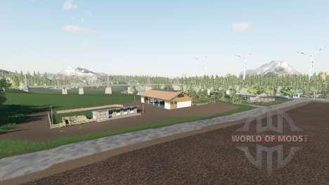 Landkreis Breisgau para Farming Simulator 2017