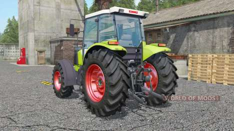 Claas Ares 616 RZ para Farming Simulator 2017