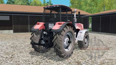 MTZ-3022ДЦ.1 Bielorrússia para Farming Simulator 2015