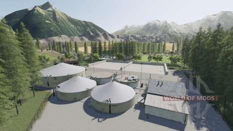 Ammergauer Alpen para Farming Simulator 2017