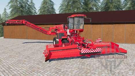 Holmer Terra Felis 3 para Farming Simulator 2017