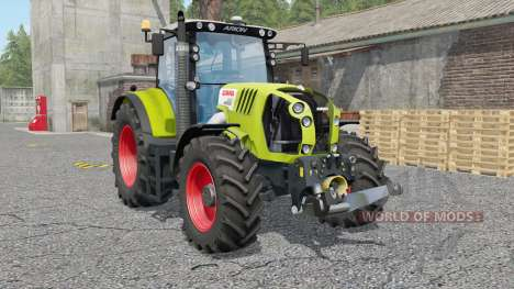 Claas Arion para Farming Simulator 2017