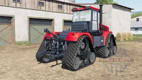 Kirovets K-744Р4 para Farming Simulator 2017