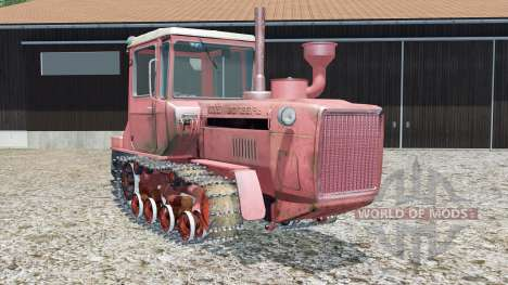 DT-175С Волгаᴘь para Farming Simulator 2015