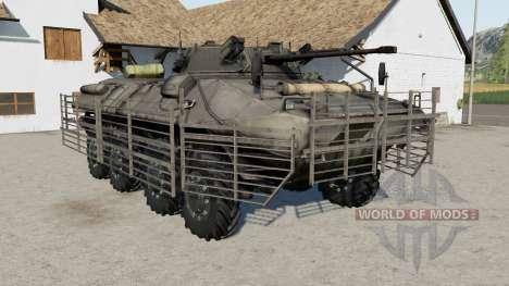 O BTR-90 para Farming Simulator 2017