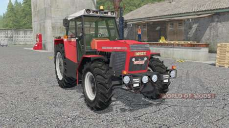 Zetor 16145 Turbo para Farming Simulator 2017