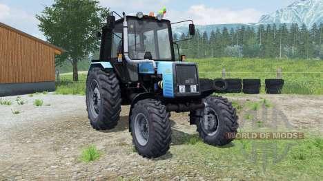 MTZ-Bielorrússia 1025 para Farming Simulator 2013